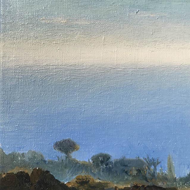 Idyll, 2018, oilcanvas, 20x20 cm (2) с