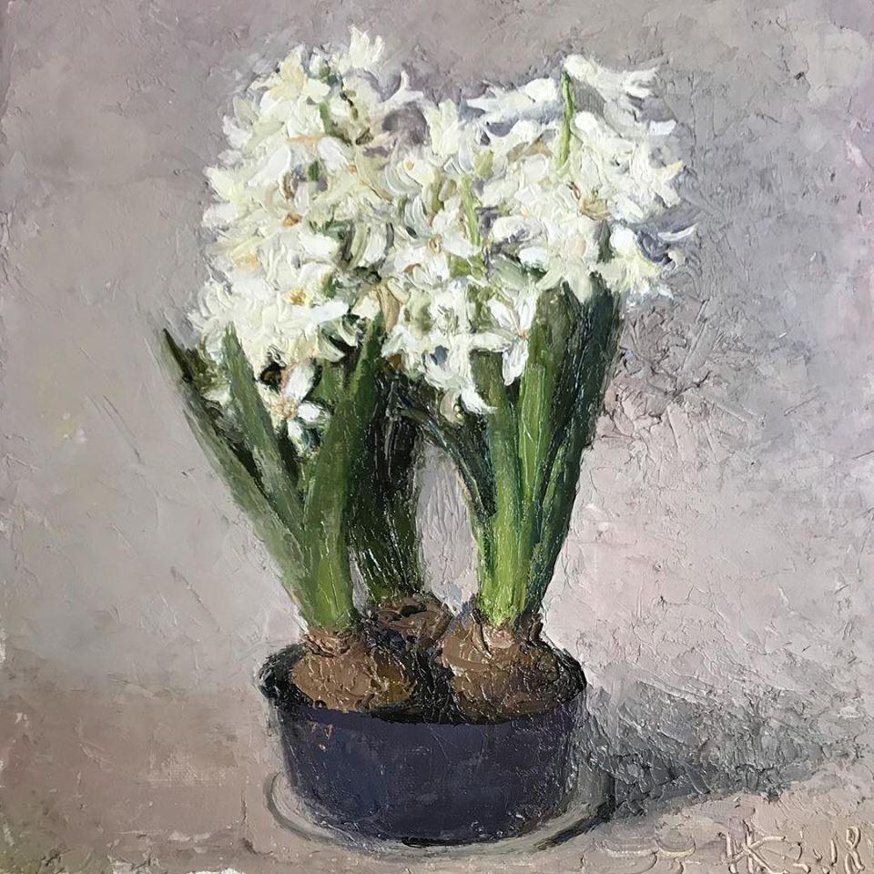 hyacinth 2018 30x30